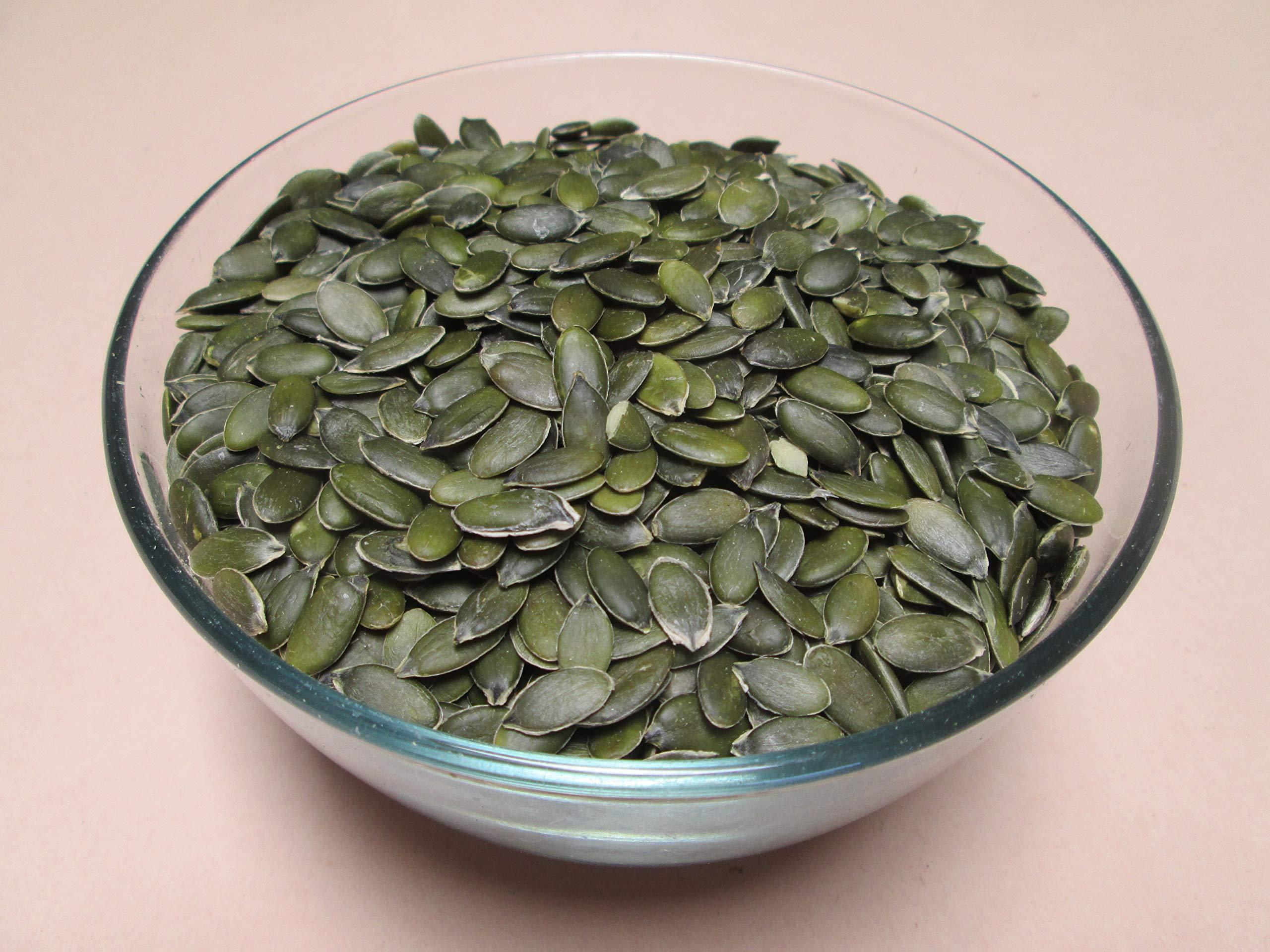 Hoosier Hill Farm Pumpkin Seeds - Pepitas, 1 lb. by Green Bulk