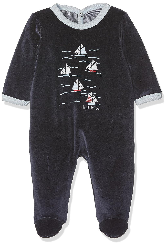 Petit Bateau Unisex Baby Zweiteiliger Schlafanzug Luck