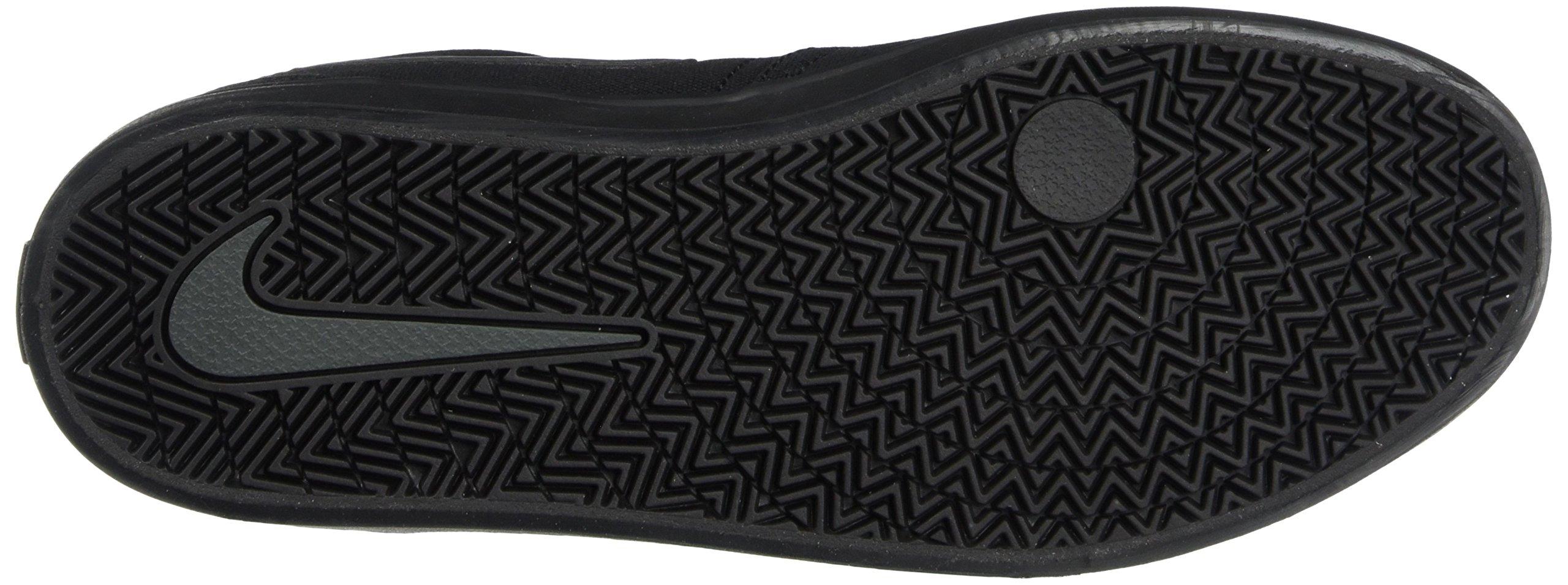 Nike Unisex SB Check Solar CNVS Black/Anthracite Skate Shoe 8.5 Men US / 10 Women US by Nike (Image #3)