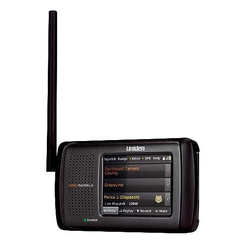 Uniden Home Patrol II Scanner