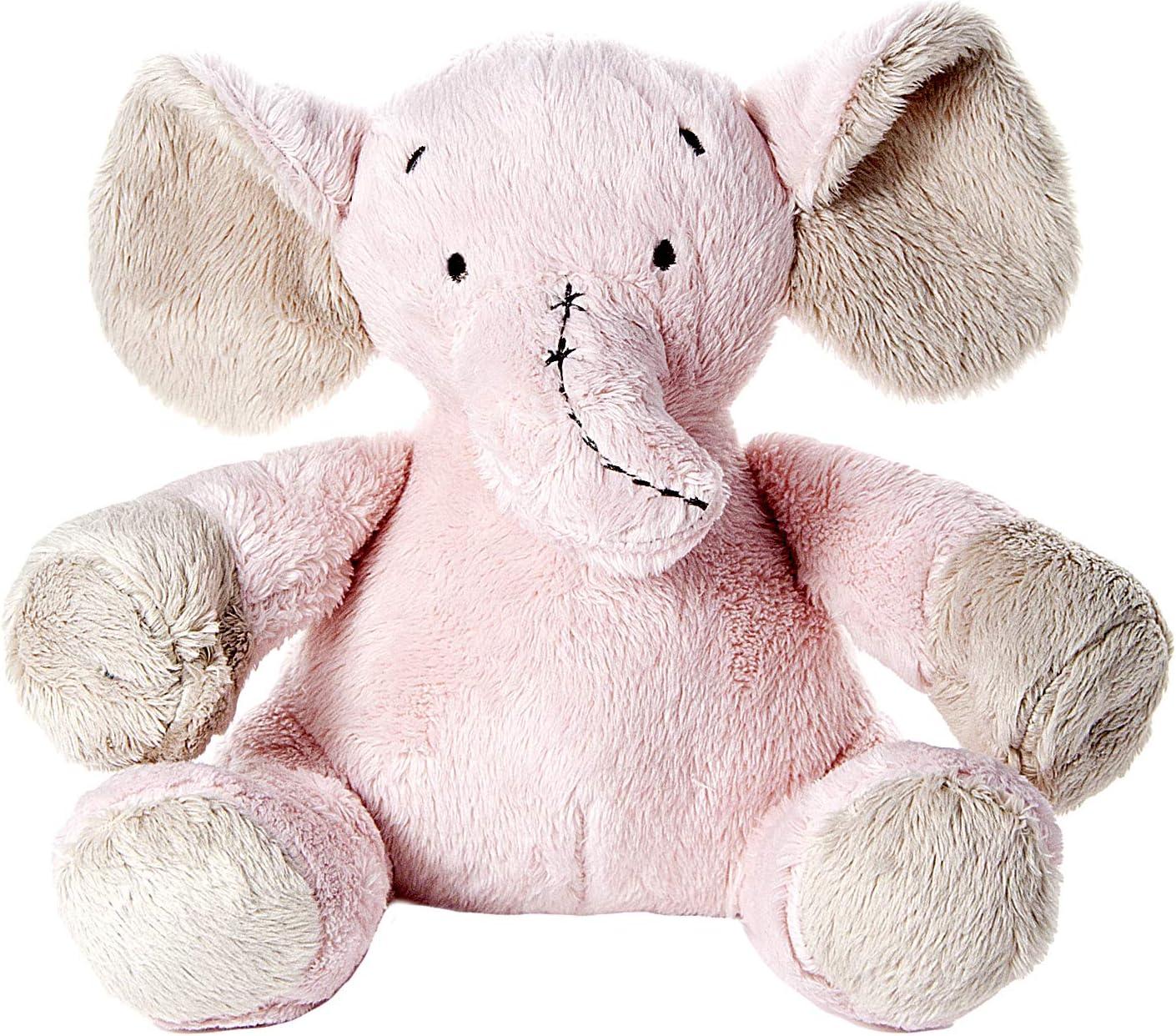 Mousehouse Gifts Animales de Peluche Juguetes Rosa Elefante para bebé recién Nacido niña