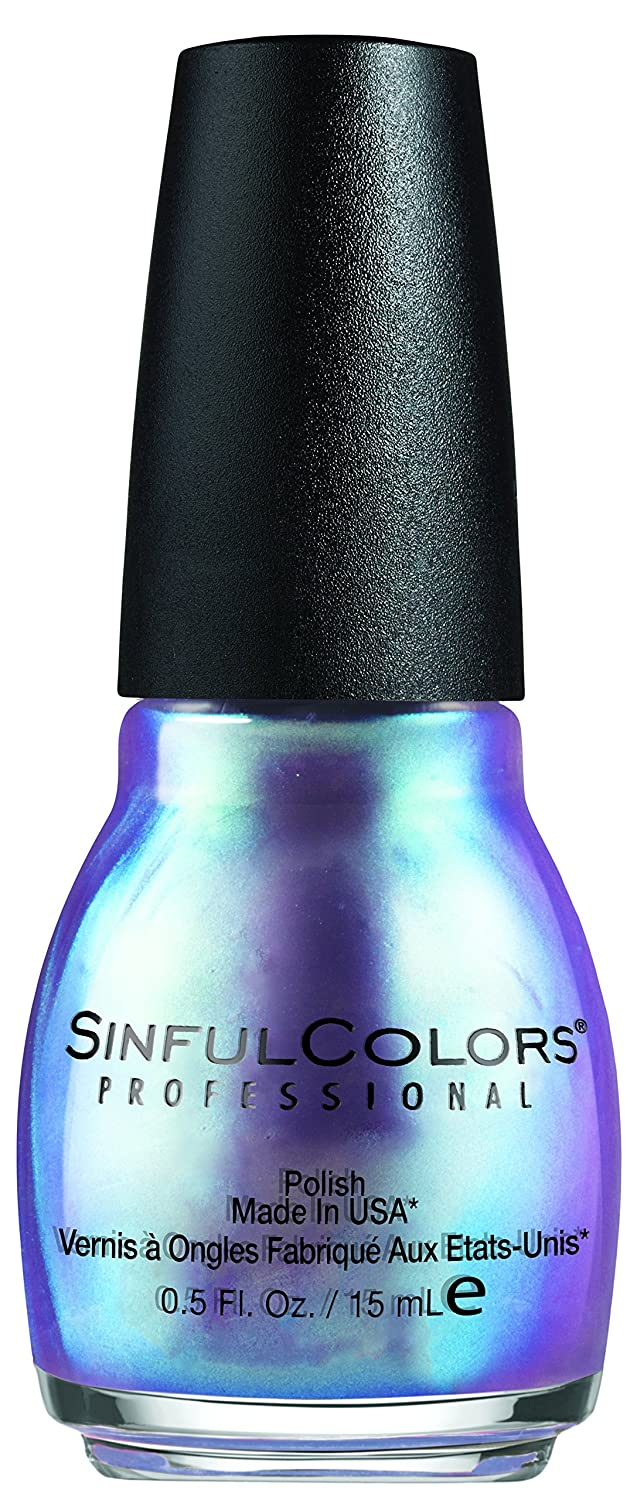 Sinful Colors Professional Nail Polish Enamel, Let Me Go 0.50 oz