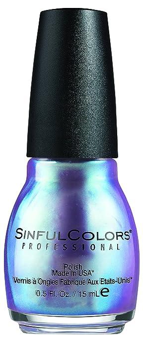 Sinful Colors Professional Nail Polish Enamel, Let Me Go 0.50 oz