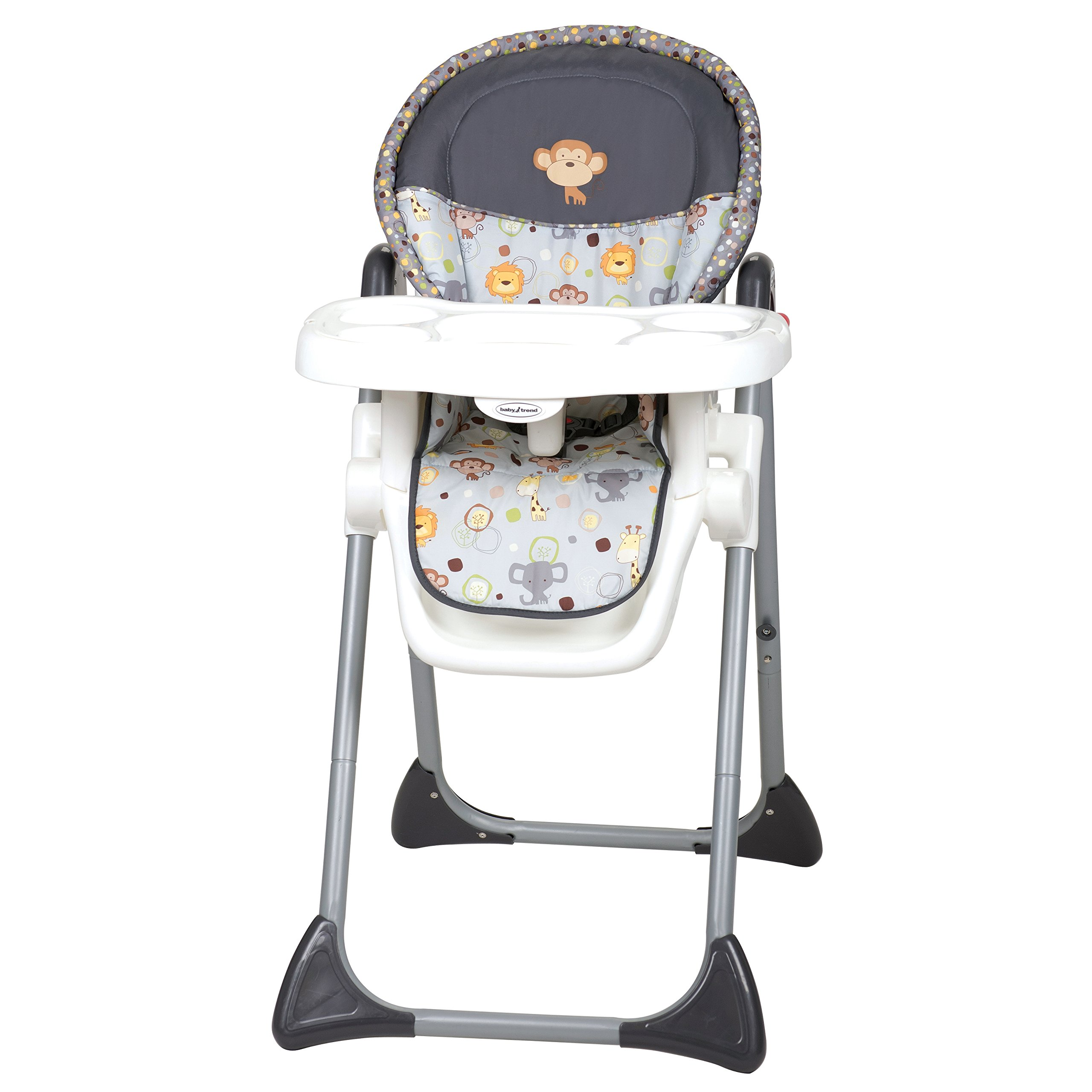 Baby Trend Sit Right High Chair, Bobble Heads by Baby Trend
