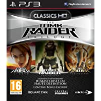 Tomb Raider Trilogy (Legend + Anniversary + Underworld)