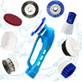 Finether Kitchen Cleaning Brush Cleaning Scrubber Scourers