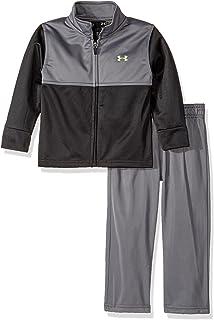 05057e818 Amazon.com  Under Armour Baby Boys Track Set  Clothing