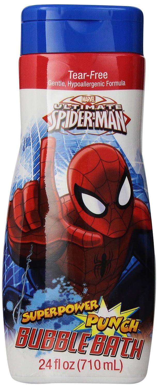 Marvel Spider Man Bubble Bath, 24 Ounce CSM10013