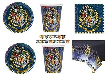 Party Store web by casa dolce casa Harry Potter - Juego de vajilla ...