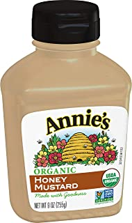 product image for Annie's Organic Honey Mustard 9 oz Bottle