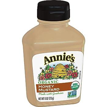 Annie's USDA Organic Honey Mustard