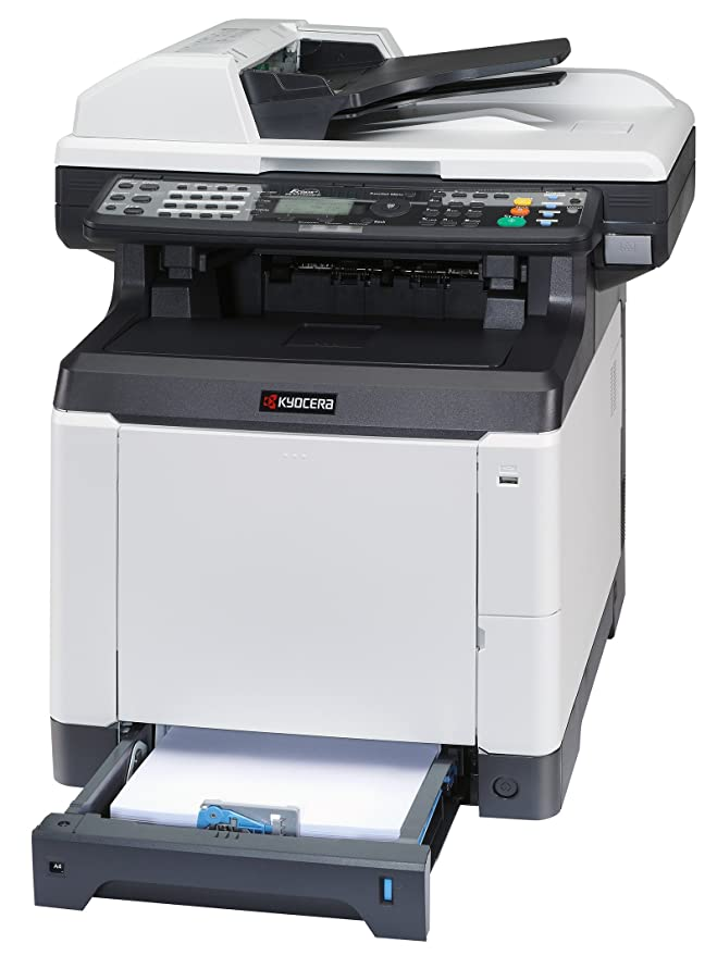 New Drivers: Kyocera ECOSYS FS-1370DN Printer PC-Fax