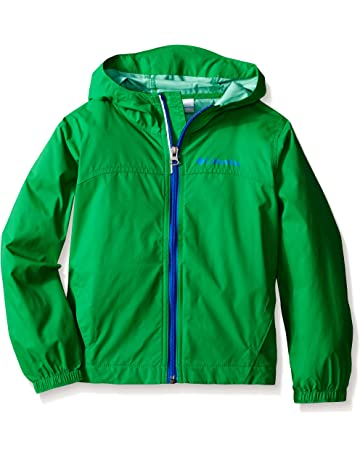 8feee35d3005 Columbia Youth Boys Toddler Glennaker Rain Jacket