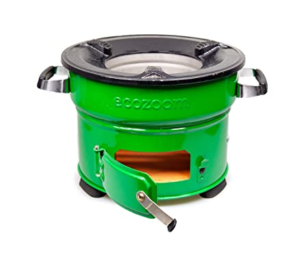 EcoZoom Jiko Rocket Survival Stove – Portable Charcoal Camp Stove for Camping, Outdoor and Emergency Preparedness