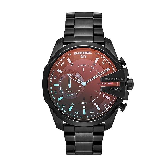 c16d88c238a4 Diesel Reloj Analogico para Hombre de Cuarzo con Correa en Acero Inoxidable  DZT1011  Amazon.es  Relojes