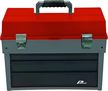 Plano 18731rz caja herramientas Professional Line: Amazon.es ...