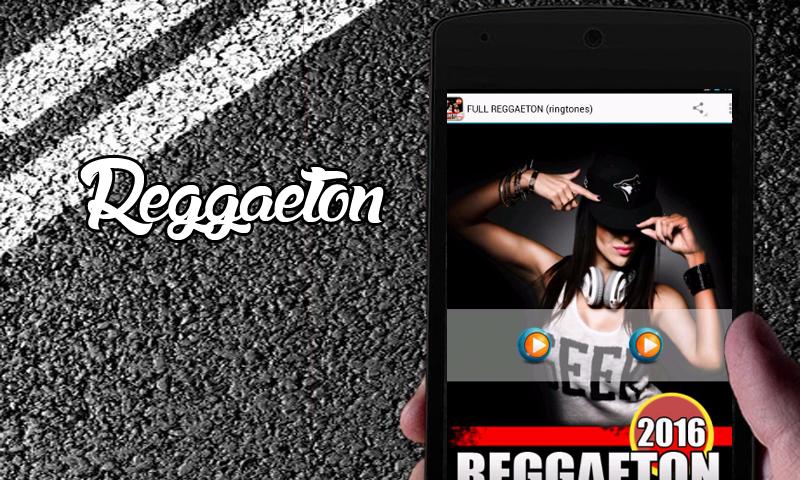 Amazon.com: FULL REGGAETON (Ringtones): Appstore for Android