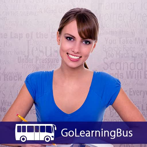 Learn English Writing and Spelling by GoLearningBus