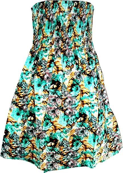 Amazon.com: highwaypay estilos de Yoga faldas mujer Boho ...