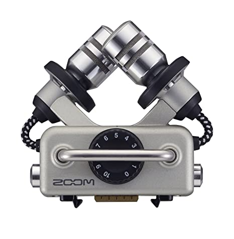 Zoom XYH-5 Shock Mounted Stereo Microphone Capsule Microphones at amazon