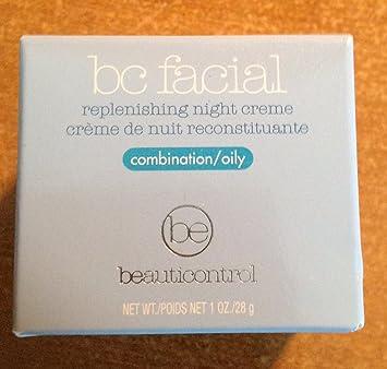 Amazon Beauticontrol Replenishing Night Cream Combination Oily