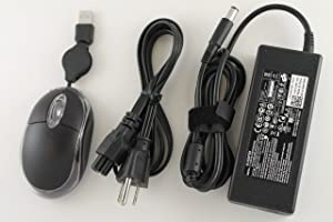 Original Dell 19.5V 4.62A 90W AC Adapter Replacement For Dell Notebook Models:Latitude D505,Latitude D510,Latitude D520,Latitude D530,Latitude D531,Latitude D531N,Latitude D600,Latitude D610,Latitude D620.Compatible P/N: PA-1450-01D, DA90PE1-00, DA90PE3-00, LA90PE0-01, PA-12, LA90PE1-01, HA90PE0-00, HA90PE1-00, EA90PE1-00, PA-10, LA90PM111, AA90PM111.Come with a Ultra Power Mouse.