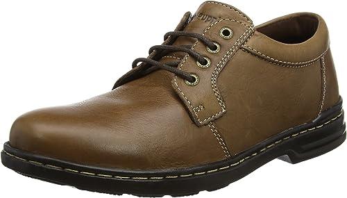 TALLA 41 EU. Hush Puppies George Hanston, Zapatos de Cordones Derby para Hombre