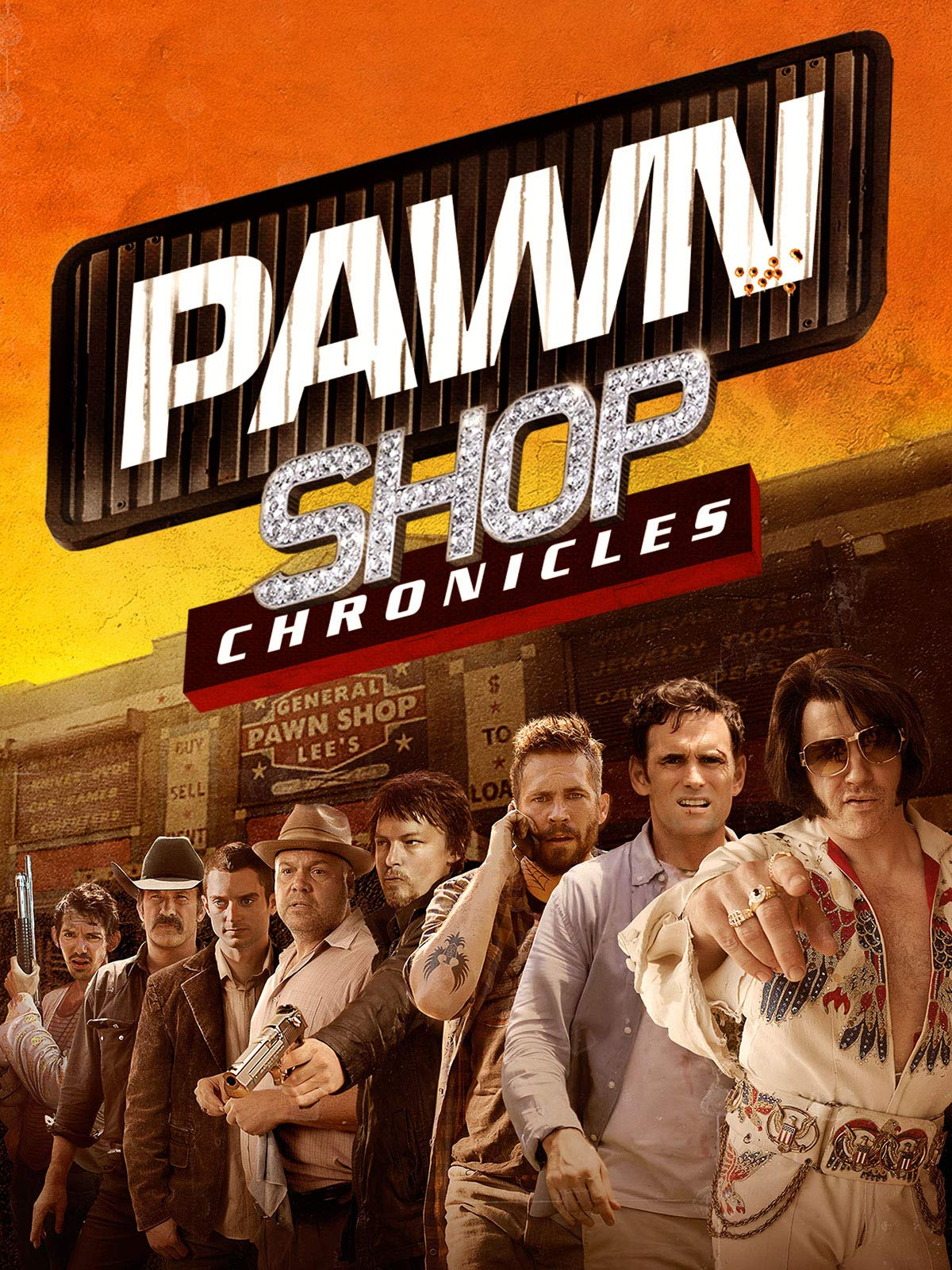 Pawn Shop Chronicles on Amazon Prime Video UK