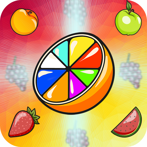 Happy Gummy Fruit Bunny Candy Match 3 Game