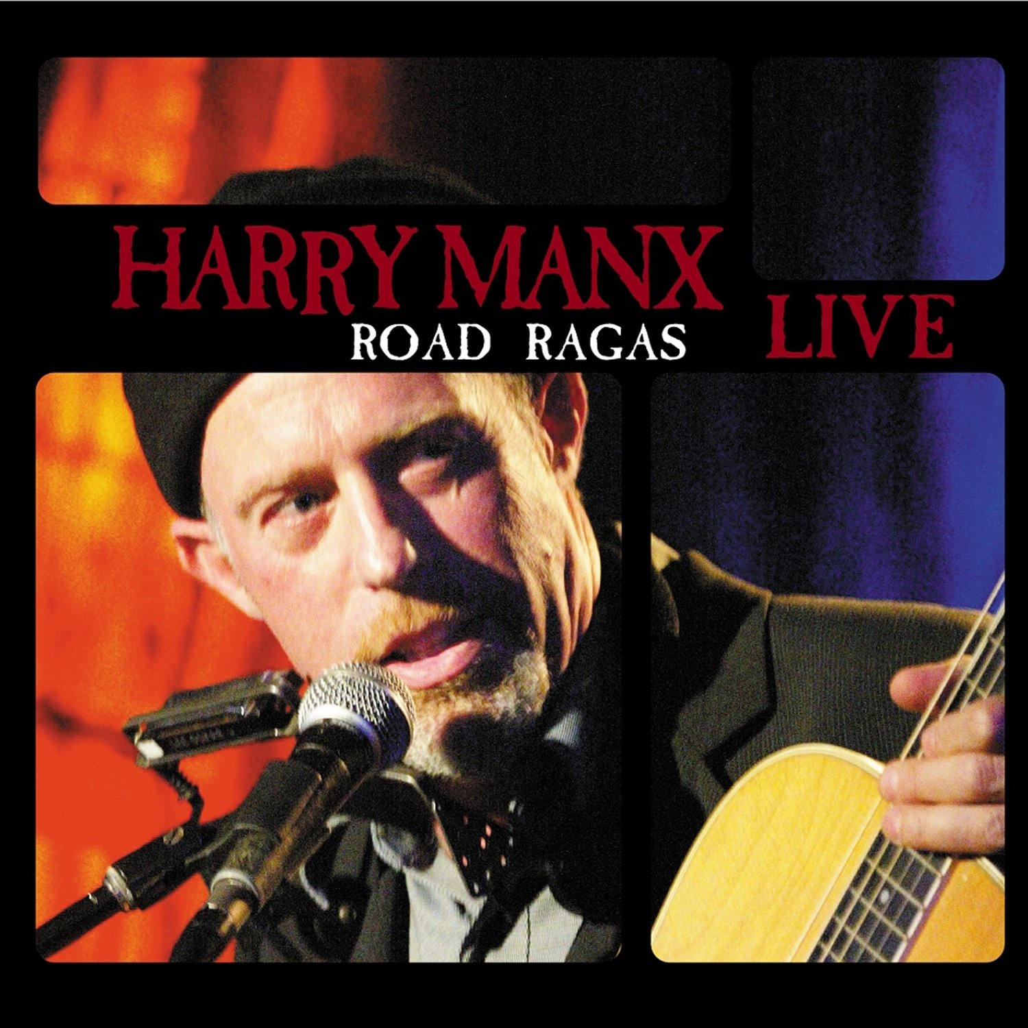 Road Ragas - Harry Manx Live