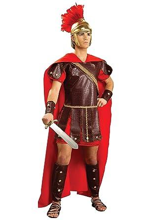Amazon.com: Deluxe – Disfraz de soldado romano – Estándar ...