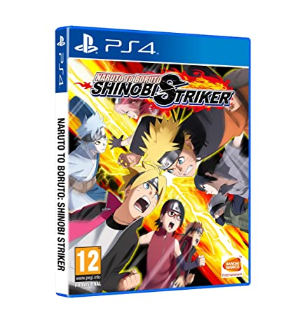 Naruto Boruto Shinobi Striker: Amazon.es: Videojuegos