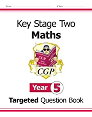 KS2 Maths Targeted Question Book - Year 5 (CGP KS2 Maths)