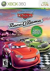 Cars Race O Rama Xbox 360 Nintendo Wii Video Games