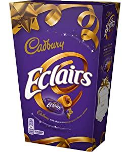 Original Cadbury Chocolate Eclairs Imported From The UK England The Very Best Of British Chocolate Candy Eclairs Smooth Centre Chocolate Encased In Chewy Golden Caramel