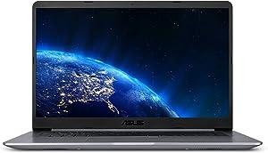 ASUS VivoBook F510UA-AH55 FHD, 8th Gen Intel Core i5-8250U, 8GB DDR4 RAM, 128GB SSD+1TB HDD, USB Type-C, ASUS NanoEdge, Win 10 (Renewed)