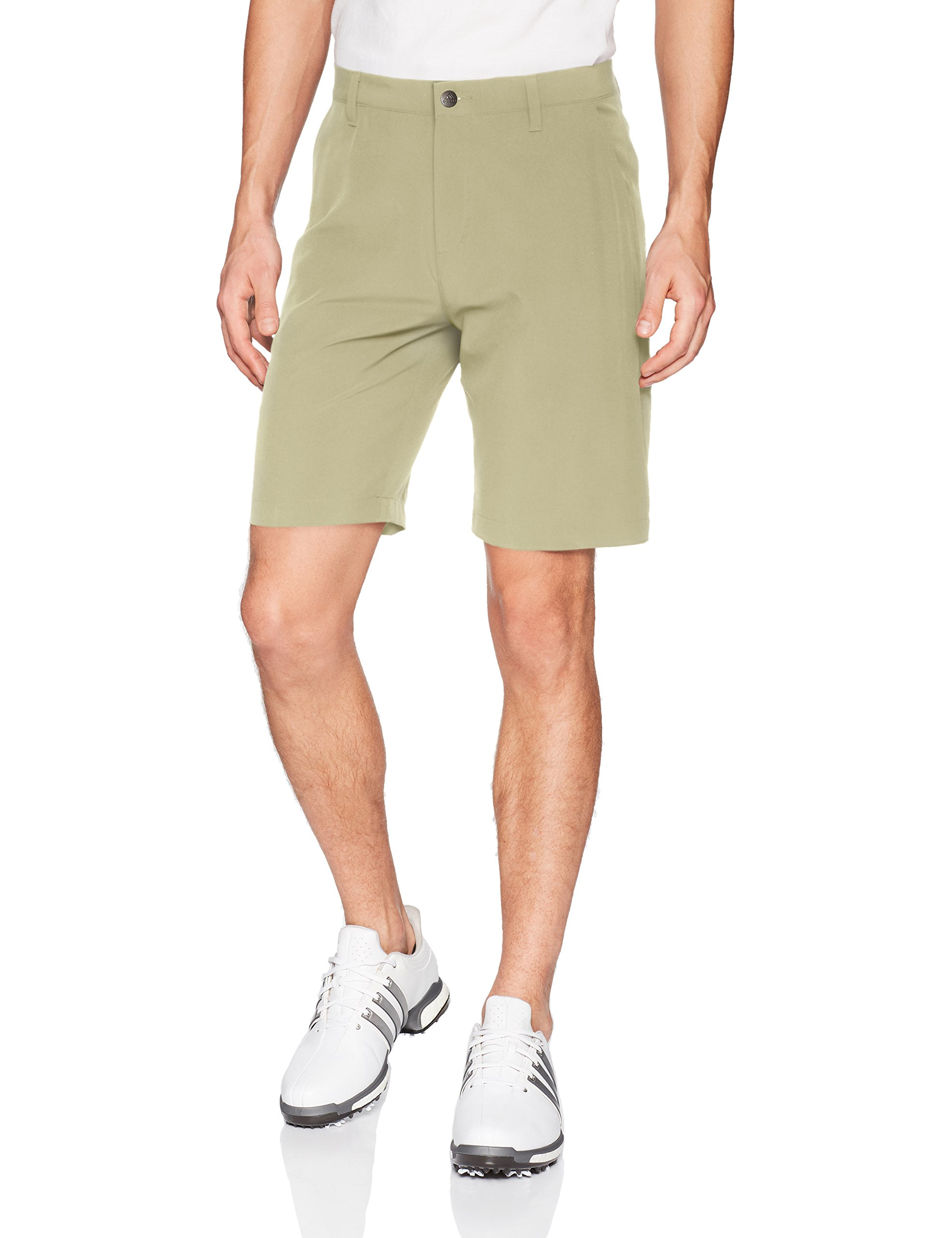 adidas Golf Ultimate 365 Short 9'', Raw Gold, 30'' by adidas