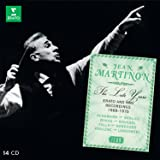 Icon: Jean Martinon - The Late Years (Coffret 14 CD)