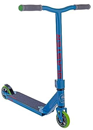 Crisp Blaster Pro Stunt Mini Scooter (patinete), azul ...
