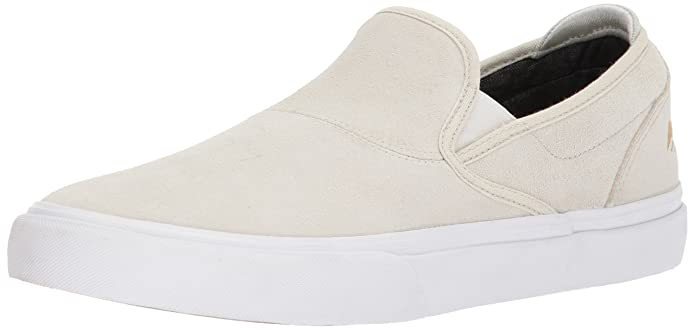 Emerica Wino G6 Slip-On Sneakers Herren Weiß