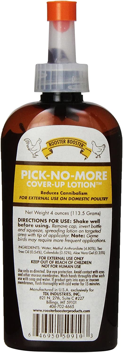 B00E9RKPD2 Rooster Booster Pick No More, 4-Ounce 81tdr5IJGLL