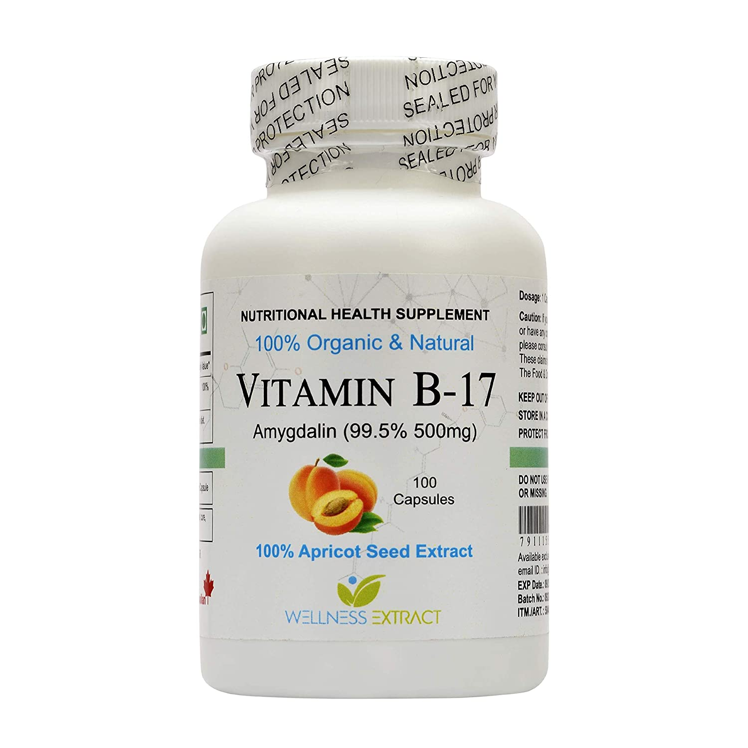 how to supplement your diet with amygdalin b17