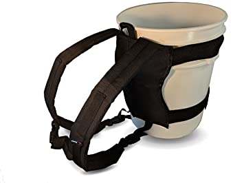 Amazon.com: Backpack for 5 Gallon Buckets for Ice , Picking ...