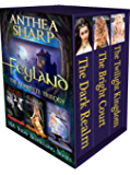 Feyland: The First Trilogy (Feyland Series Collection Book 1)