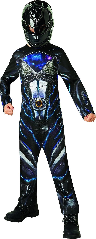 Rubies Saban – i-630715 m – Disfraz clásico Power Rangers – Negro ...