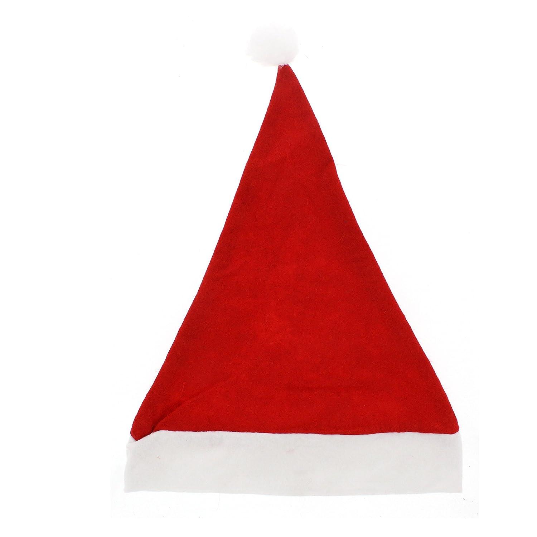 c778771435ccc Santa Hats Wholesale 5 10 25 50 or 100 Christmas Hats