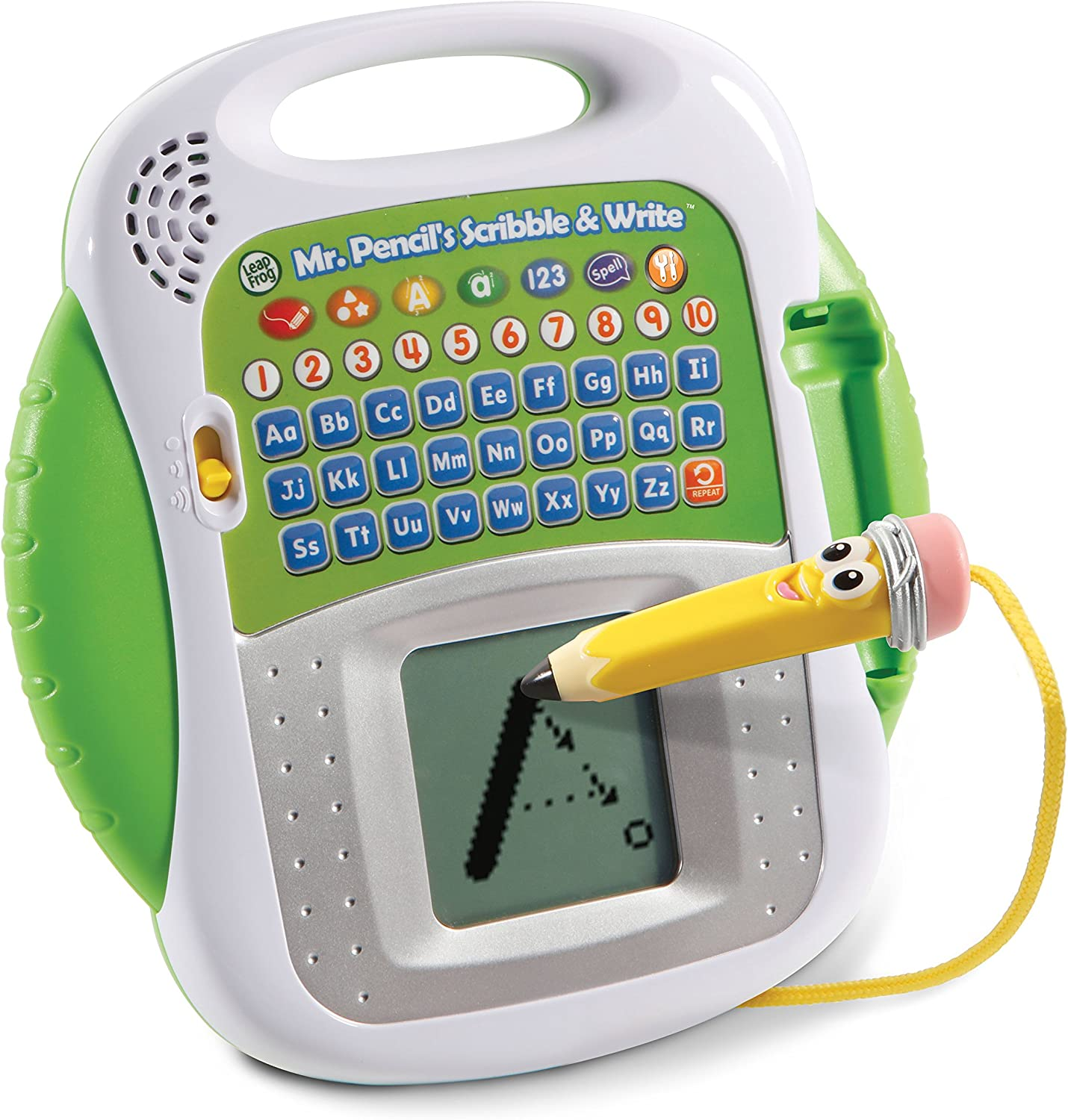 Mr Pencil's Scribble & Write by LeapFrog