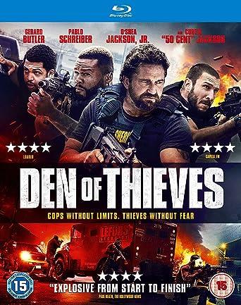 Re: Dokonalá loupež / Den of Thieves (2018)