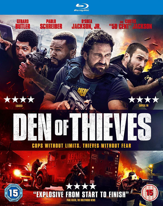 Amazon Com Den Of Thieves Blu Ray Movies Tv