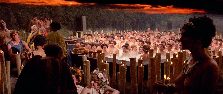 Fellini - Satyricon (1969) - IMDb